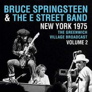 Springsteen Greenwich Village 75
