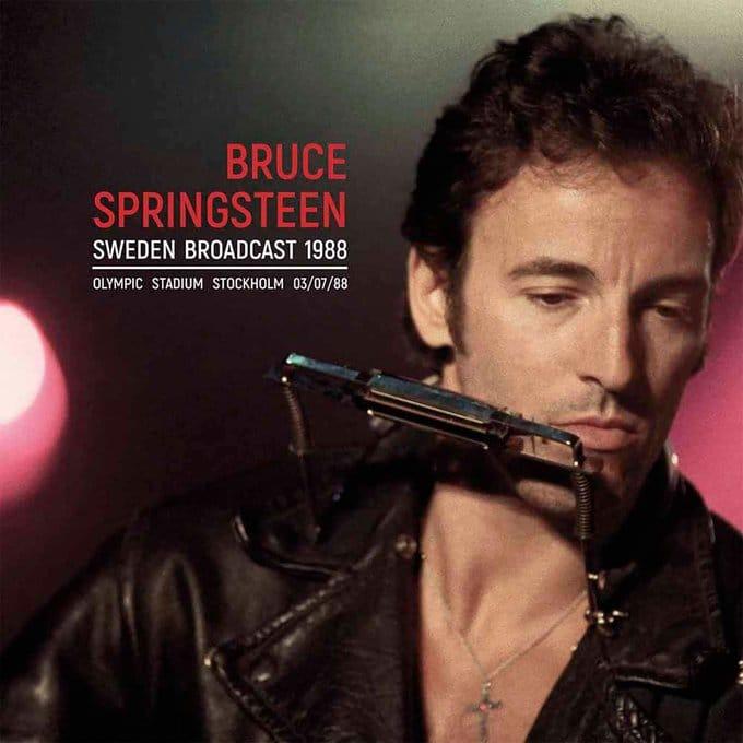Bruce Springsteen - Sweden 1988