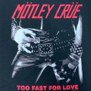 Motley Crue T- Shirt